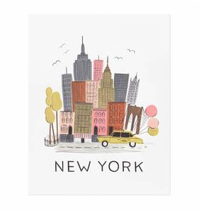 [Rifle Paper Co.] NYC 8 x 10