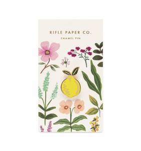 [Rifle Paper Co.] Lemon Enamel Pin