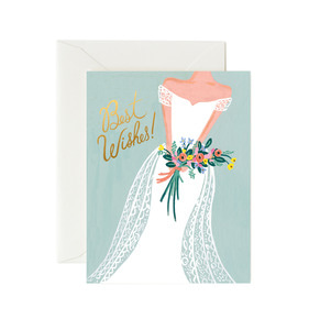 [Rifle Paper Co.] Beautiful Bride Card