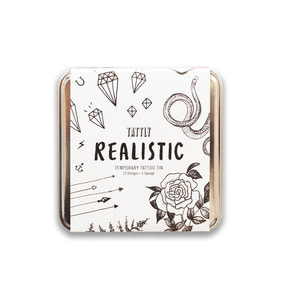 [Tattly] Realistic Pack