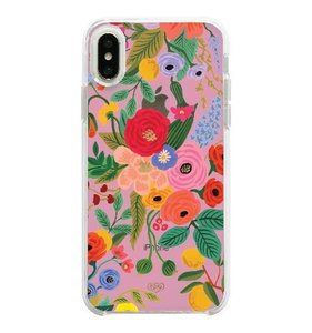 [Rifle Paper Co.] Blush Garden Party iPhone Case
