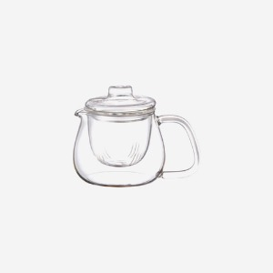 [KINTO] UNITEA GLASS TEA POT S