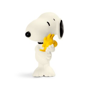 [Schleich] Snoopy Hugging Woodstock