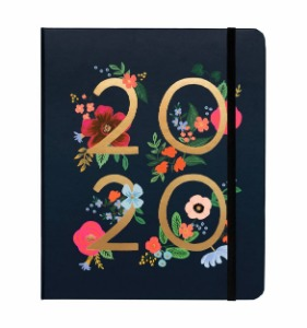 [Rifle Paper Co.] 2020 WILD ROSE Covered Planner