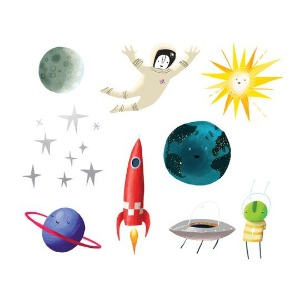 [Tattly] Space Explorer Set