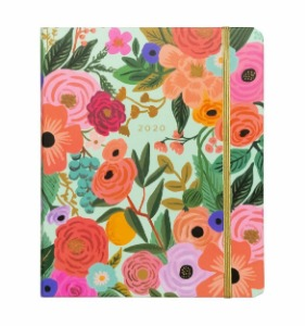 [Rifle Paper Co.] 2020 GARDEN PARTY Covered Planner