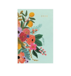 [Rifle Paper Co.] 2020 Garden Party Pocket Agenda