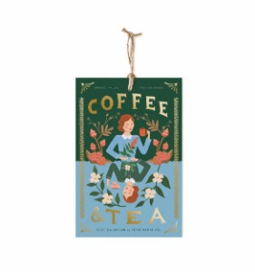 [Rifle Paper Co.] 2020 Coffee & Tea Wall Calendar