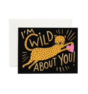 [Rifle Paper Co.] Wild About You Card