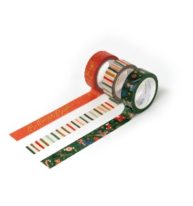 [Rifle Paper Co.] Nutcracker Holiday Paper Tape