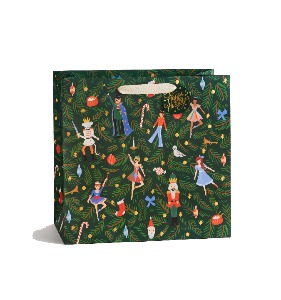 [Rifle Paper Co.] Nutcracker Gift Bag large