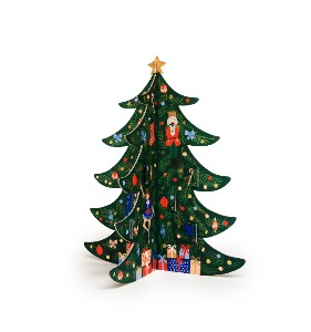 [Rifle Paper Co.] CHRISTMAS TREE Advent Calendar