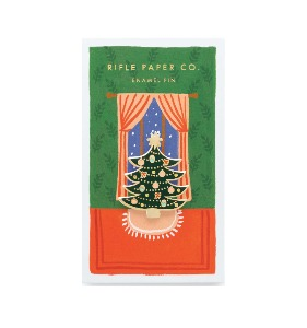 [Rifle Paper Co.] Christmas Tree Enamel Pin
