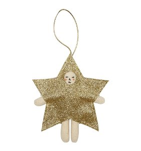 [Meri Meri] Star Dress Up Ornament