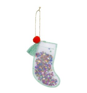 [Meri Meri] Stocking Shaker Tree Decoration