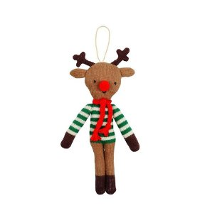 [Meri Meri] Reindeer Knitted Ornament