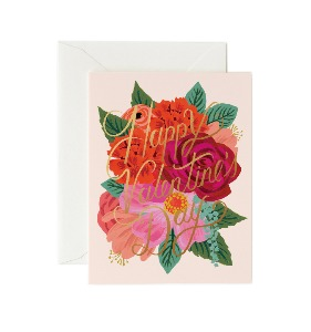 [Rifle Paper Co.] Perennial Valentine Card