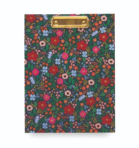 [Rifle Paper Co.] Wild Rose Clipfolio