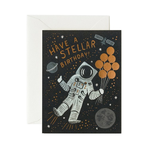[Rifle Paper Co.] Stellar Birthday Card