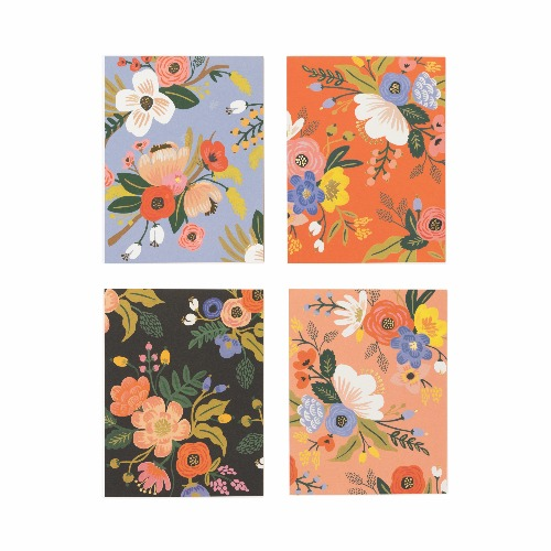 [Rifle Paper Co.] Assorted Lively Floral Card Set
