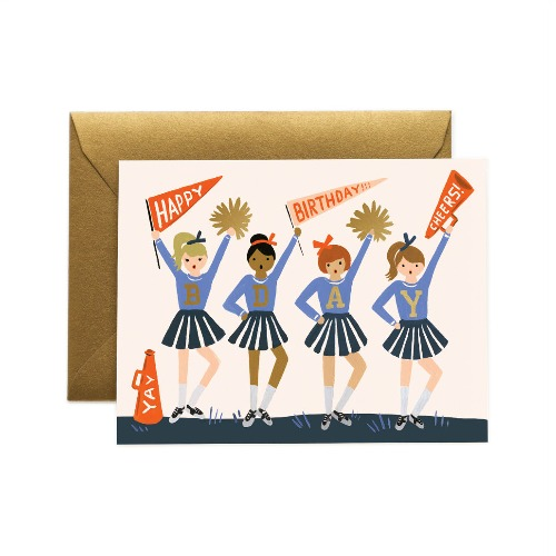 [Rifle Paper Co.] Birthday Cheer Card
