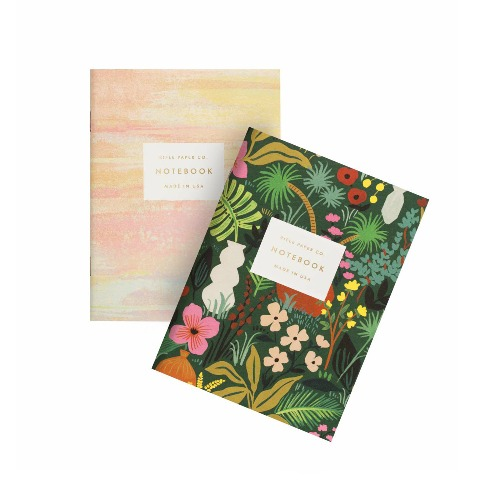 [Rifle Paper Co.] Terracotta Pocket Notebooks