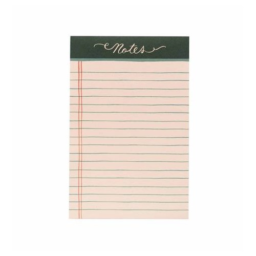 [Rifle Paper Co.] Rose Lined Notepad