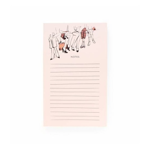 [Rifle Paper Co.] Front Row Notepad by Garance Dore