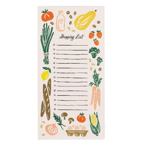 [Rifle Paper Co.] Corner store Market Pad