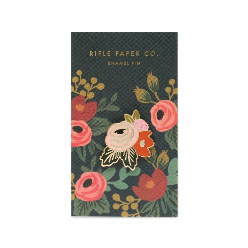 [Rifle Paper Co.] Rosa Enamel Pin