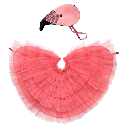 [Meri Meri] Flamingo Cape Dress Up