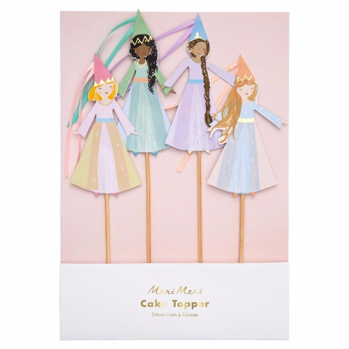 [Meri Meri] Magical Princess Cake Toppers