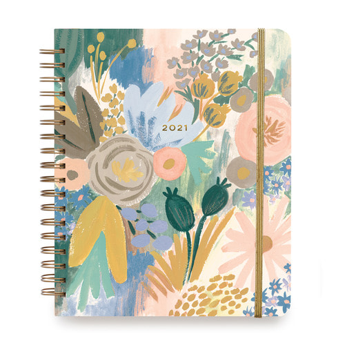 [Rifle Paper Co.] 2021 Luisa 17 Month Large Planner