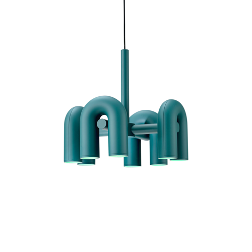 [AGO] Cirkus Chandelier Small - Green