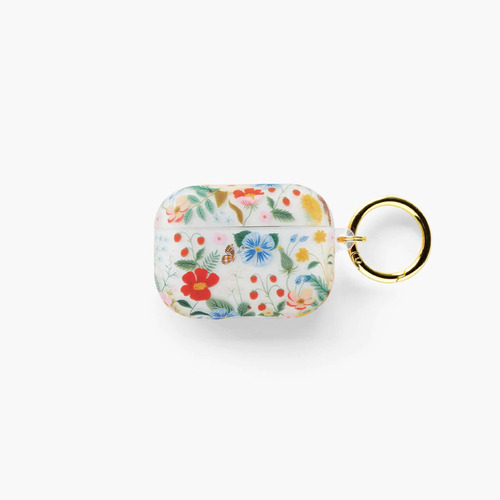 [Rifle Paper Co.] Strawberry Fields AirPod Pro Case
