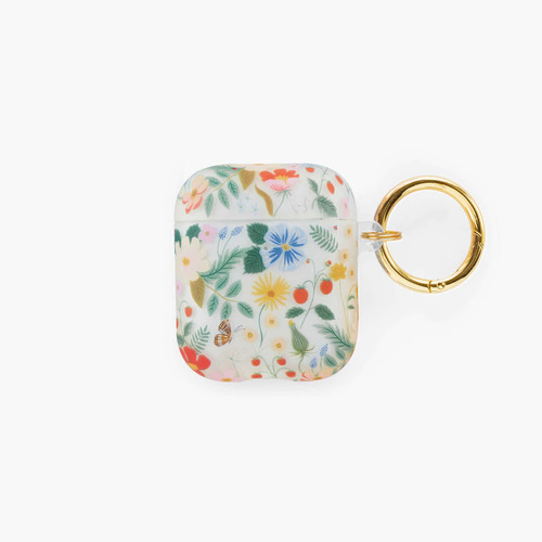 [Rifle Paper Co.] Strawberry Fields Airpod Case
