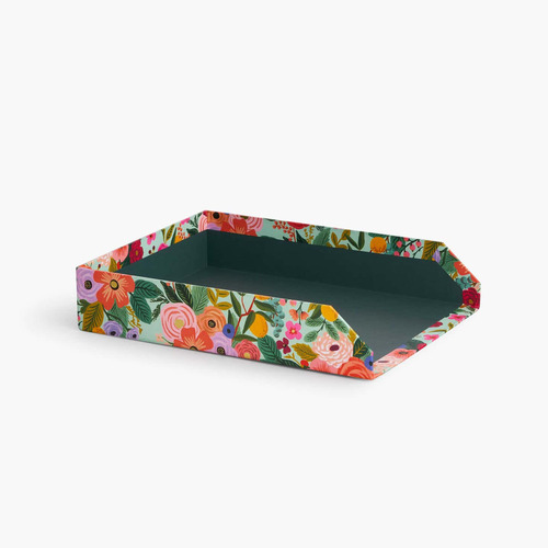 [Rifle Paper Co.] Garden Party Letter Tray