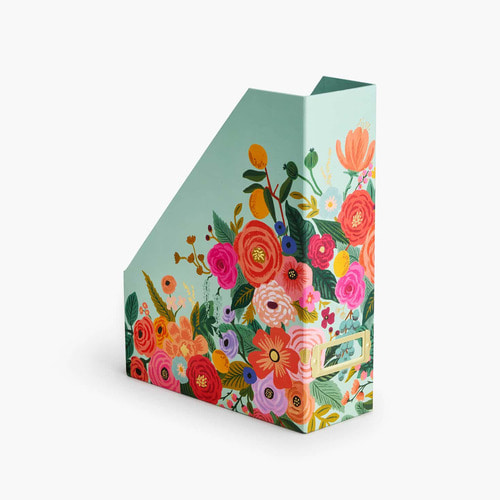 [Rifle Paper Co.] Garden Party Magazine Holder