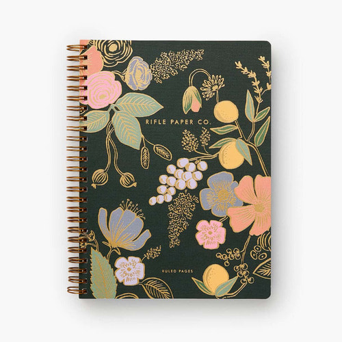 [Rifle Paper Co.] Colette Spiral Notebook