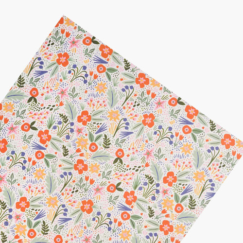 [Rifle Paper Co.] Fiesta Wrapping Sheets [3 sheets]