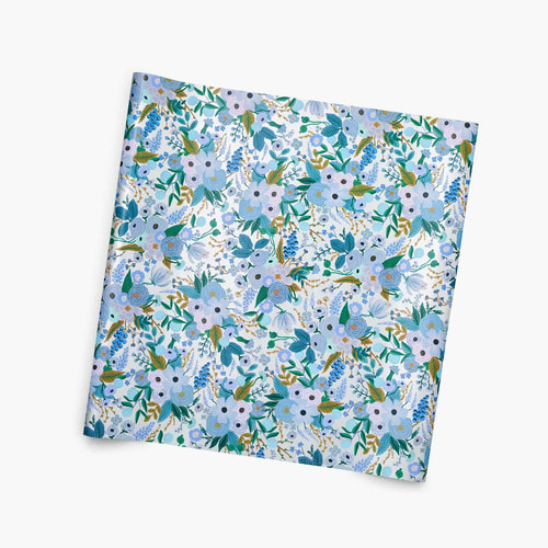 [Rifle Paper Co.] Garden Party Blue Continuous Roll