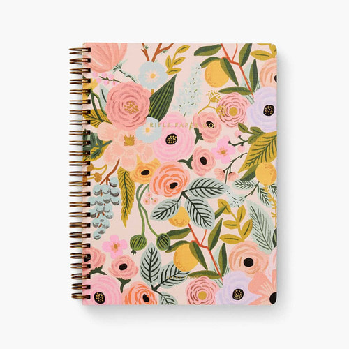 [Rifle Paper Co.] Garden Party Spiral Notebook