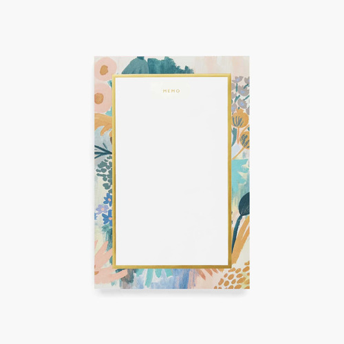 [Rifle Paper Co.] Luisa Memo Notepad