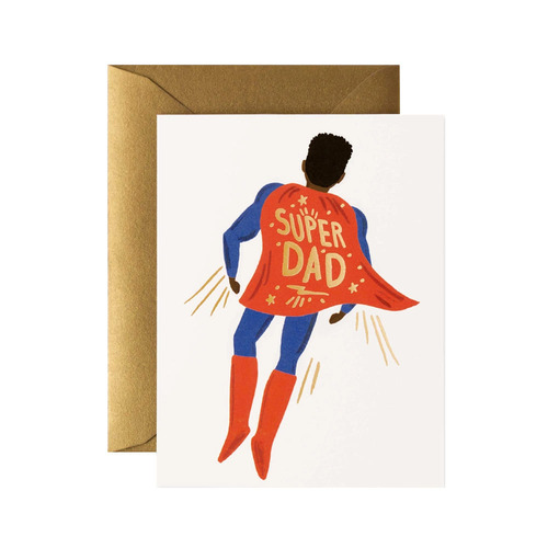 [Rifle Paper Co.] Soaring Super Dad Card 어버이날 카드