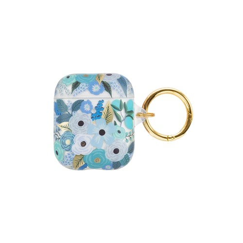 [Rifle Paper Co.] Garden Party Blue Airpod Case