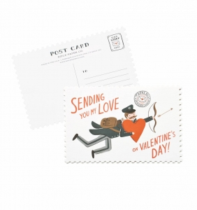 [Rifle Paper Co.] Valentine's Day Postcards [10 postcards]