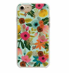 [Rifle Paper Co.] Mint Floral iPhone Case (iPhone 6/6s/7/8)