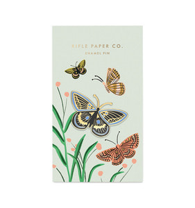 [Rifle Paper Co.] Butterfly Enamel Pin