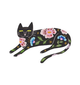 [Tattly] Flower Cat Pairs